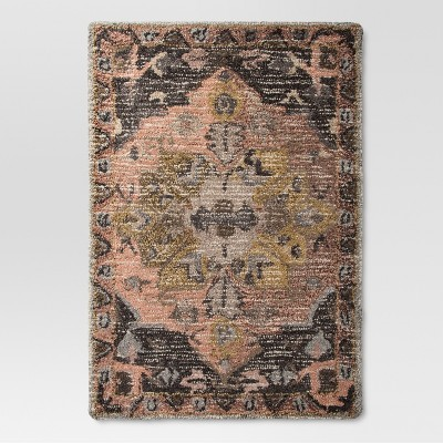 2'X3' Damask Tufted Accent Rug - Threshold™