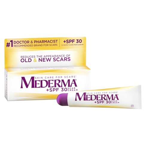 Mederma Cream with SPF 30 Treatment - 20g - image 1 of 1