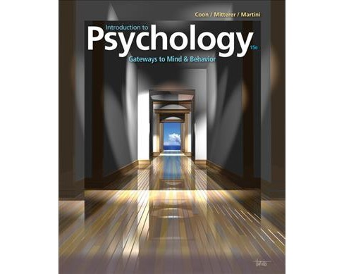 Introduction to Psychology : Gateways to Mind and Behavior -  (Hardcover) - image 1 of 1
