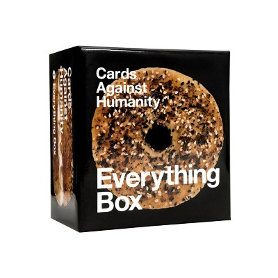 Cards Against Humanity Game Everything Box