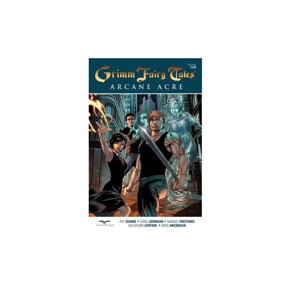 Grimm Fairy Tales Arcane Acre 4 (Paperback) (Joe Brusha & Ralph Tedesco & Pat Shand)