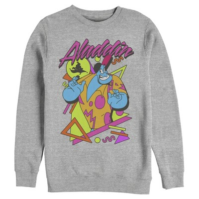 Men's Aladdin 90s Genie Sweatshirt