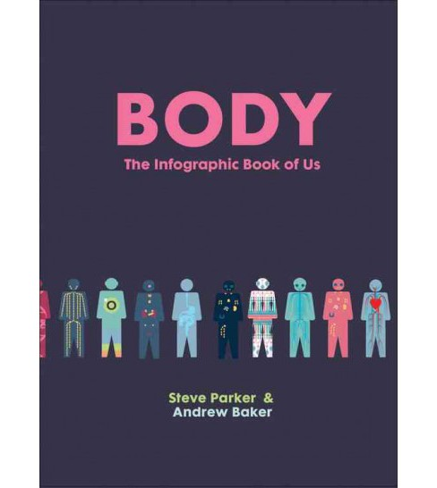 Body : The Graphic Guide of Us (Hardcover) (Steve Parker) - image 1 of 1