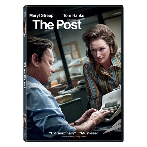 The Post (DVD) - image 1 of 1