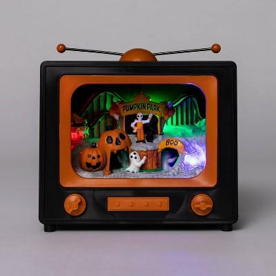 Animated Scene TV Halloween Decorative Prop - Hyde & EEK! Boutique™