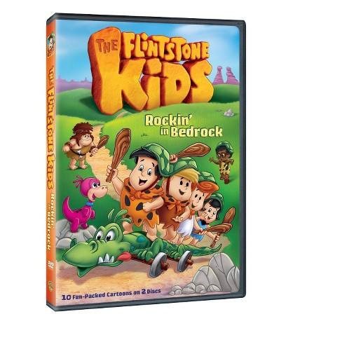 The Flintstone Kids: Rockin' in Bedrock [2 Discs] - image 1 of 1