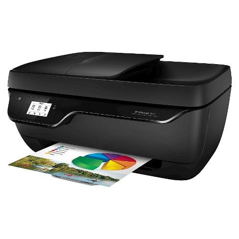 HP Printer OfficeJet 3830 Black K7V40A_B1H