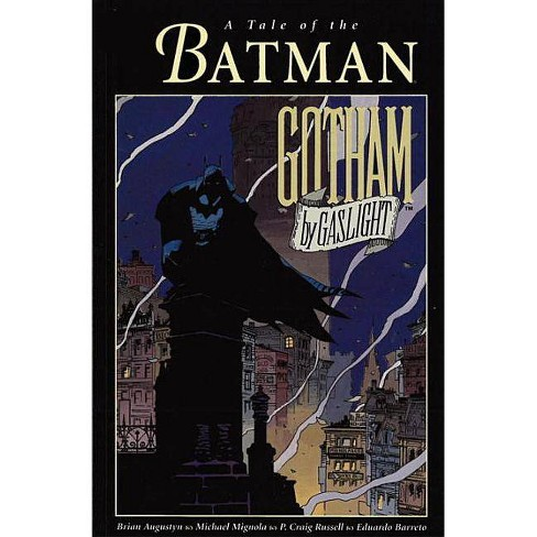 Batman: Gotham by Gaslight - by  Brian Augustyn & Mike Mignola (Paperback) - image 1 of 1