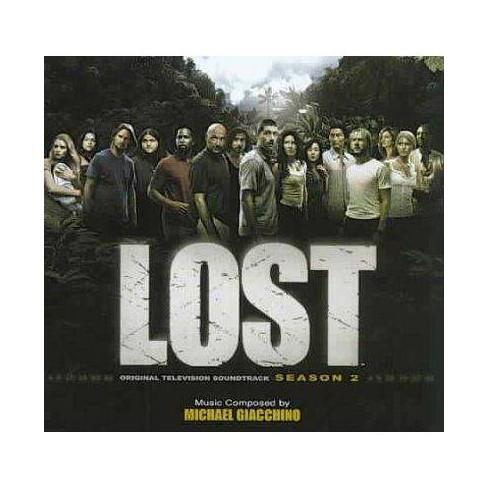 Michael Giacchino - Lost, Season 2: Original Television Soundtrack (CD) - image 1 of 1