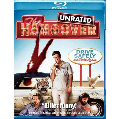 The Hangover (Rated/Unrated) (Blu-ray) - image 1 of 1