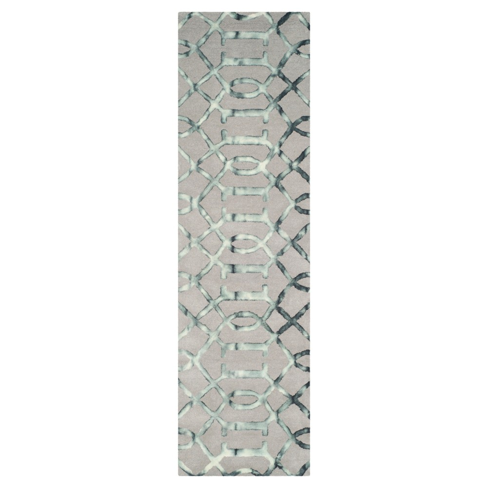 Estcott Area Rug - Gray/Charcoal (Gray/Grey) (2'3x12') - Safavieh