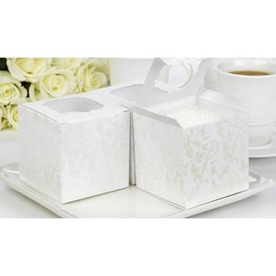 24ct Pearl Wedding Favor Box