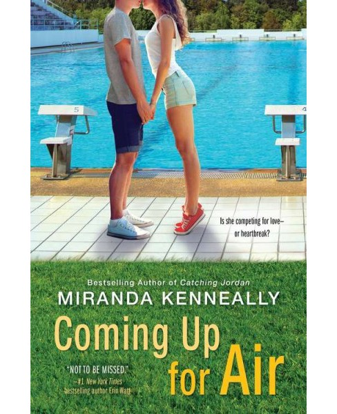 Coming Up for Air -  (Hundred Oaks) by Miranda Kenneally (Paperback) - image 1 of 1