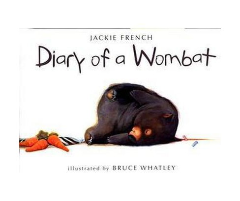 Diary of a Wombat (School And Library) (Jackie French) - image 1 of 1