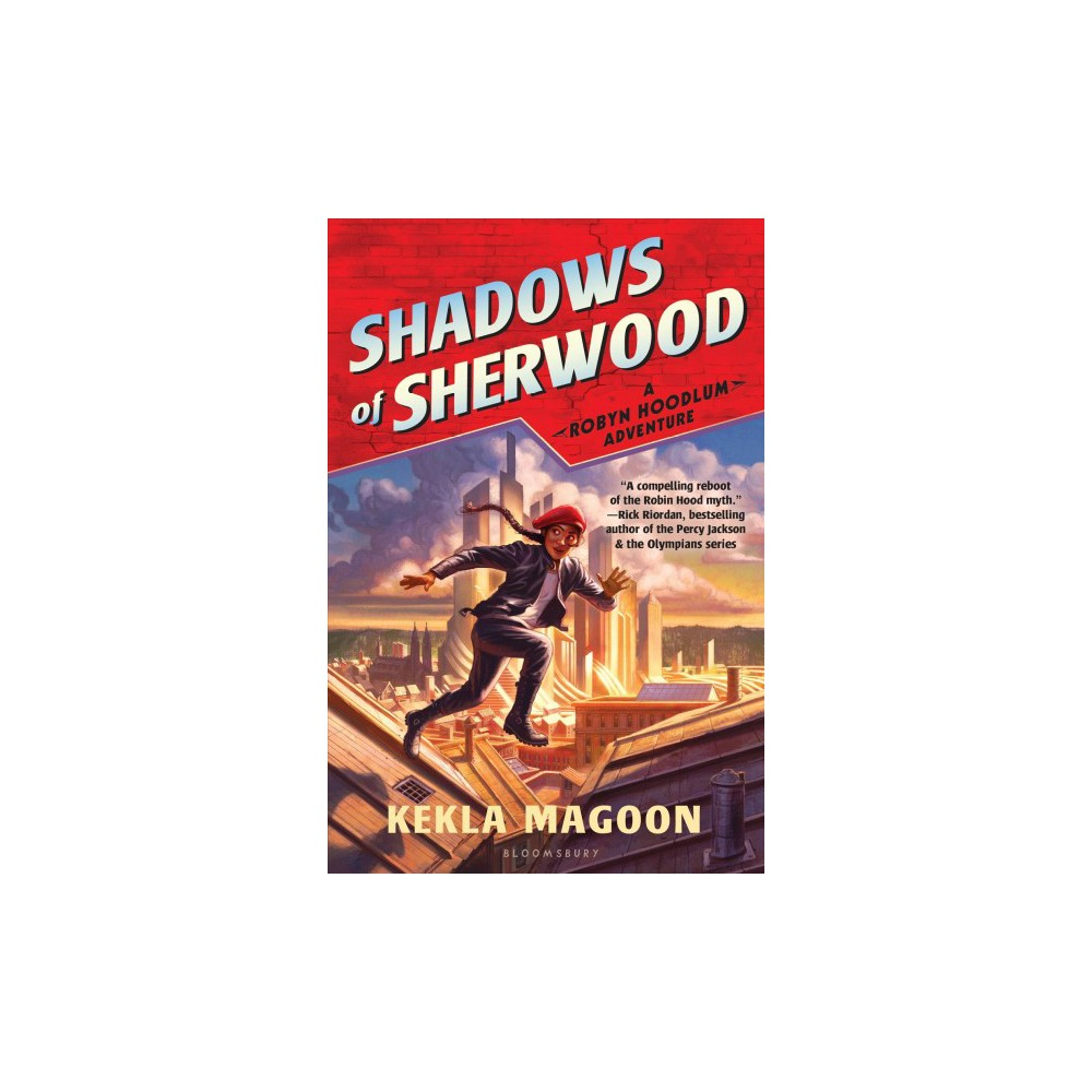 Shadows of Sherwood (Reprint) (Paperback) (Kekla Magoon)
