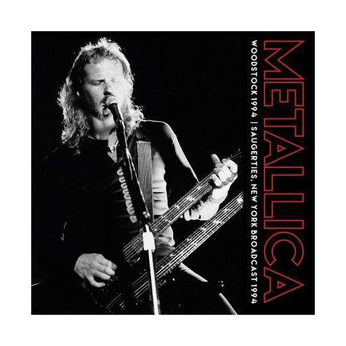 Metallica - Woodstock 1994 (Vinyl) - image 1 of 1
