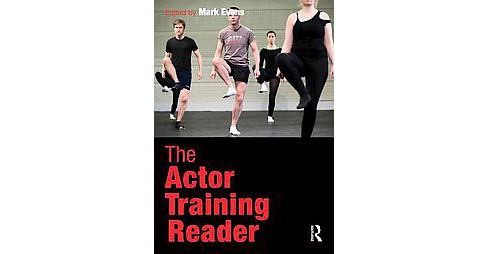 Actor Training Reader (Paperback) - image 1 of 1