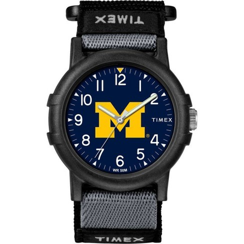 NCAA Michigan Wolverines Tribute Collection Recruite Youth Watch - image 1 of 1