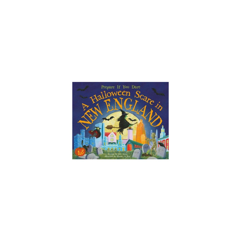 Halloween Scare in New England Juvenile Fiction