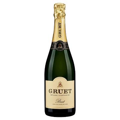 Gruet Brut Champagne - 750ml Bottle