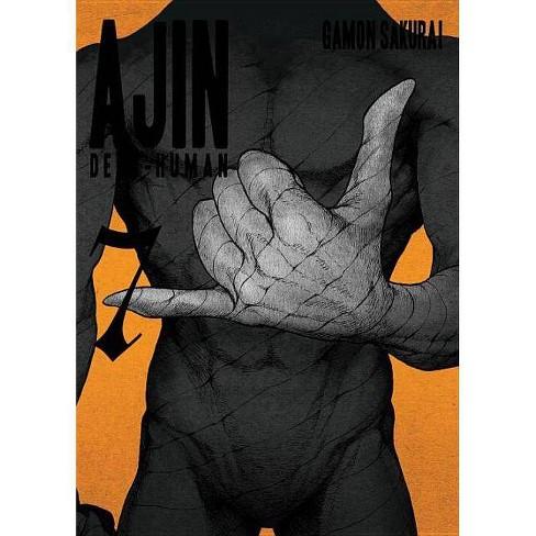 Ajin, Volume 7 - (Demi-Human) by  Gamon Sakurai (Paperback) - image 1 of 1
