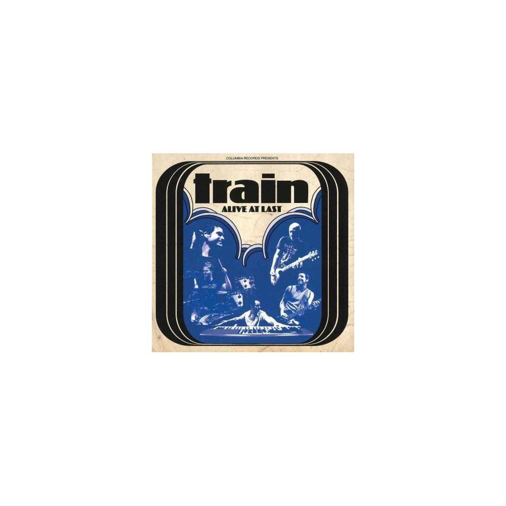 Train - Alive At Last (CD)