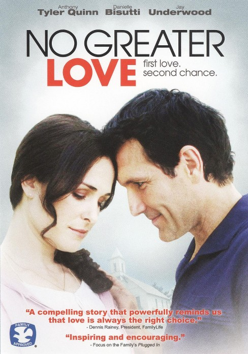 No Greater Love (dvd_video) - image 1 of 1