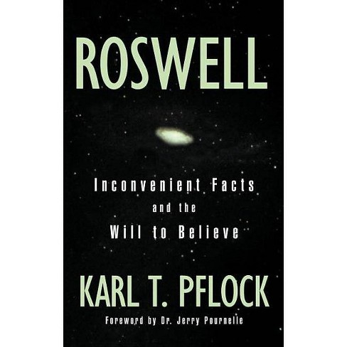 Roswell - by  Karl T Pflock (Hardcover) - image 1 of 1