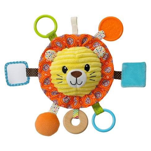 Infantino Go GaGa Hide and Seek Pal - Lion - image 1 of 6