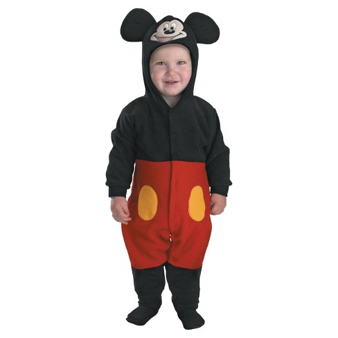 Boys' Mickey Baby Costume 12-18M - image 1 of 1