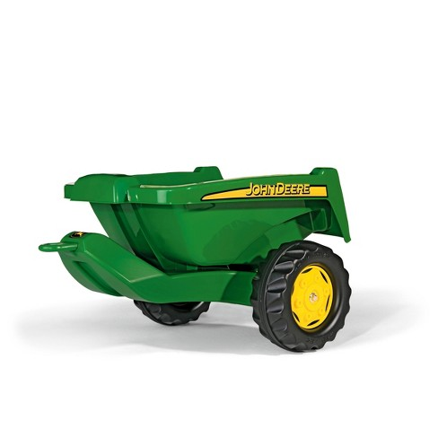 John Deere Tipper Trailer Tractor Accessory by Rolly Toys - image 1 of 1
