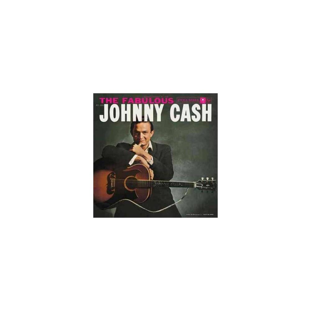 Johnny Cash Fabulous Johnny Cash Vinyl