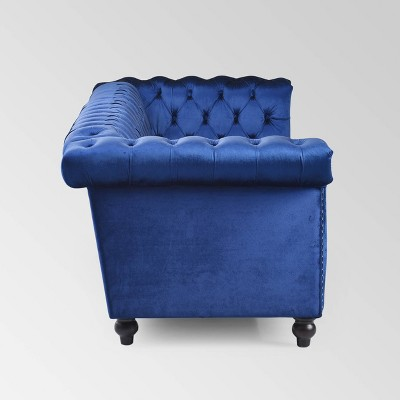 Parkhurst Tufted Chesterfield Sofa - Christopher Knight Home : Target
