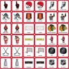 NHL Chicago Blackhawks Matching Game - image 2 of 2