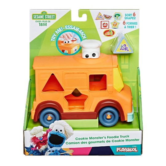 Sesame Street Cookie Monster's Foodie Truck image number null