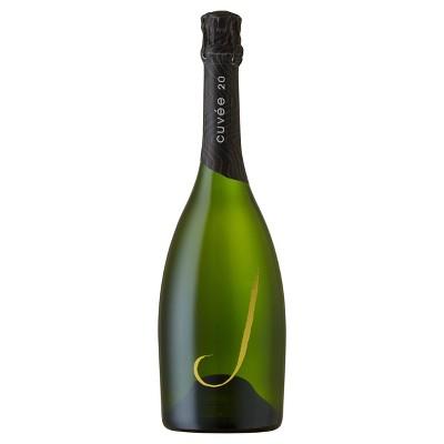J Vineyards Cuvee 20 Brut Sparkling Wine - 750ml Bottle