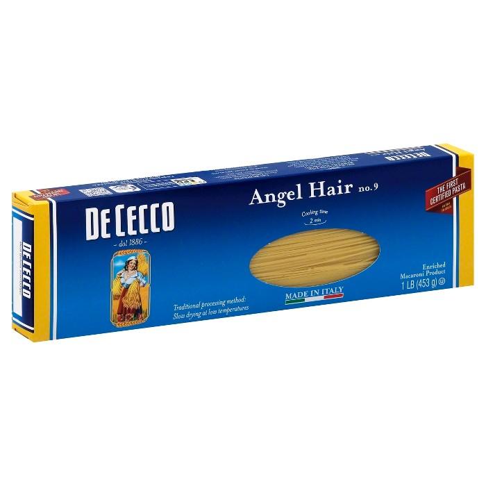 De Cecco Angel Hair Pasta - 16oz - image 1 of 1