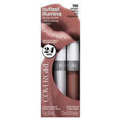 c3bc1e856aff COVERGIRL Outlast Lip Color   Target