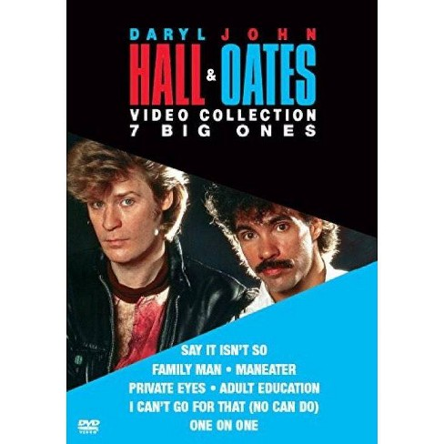 Hall And Oates: 7 Big Ones (DVD) - image 1 of 1