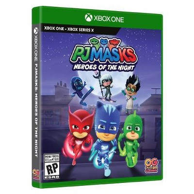 PJ Masks: Heroes of the Night - Xbox One/Series X