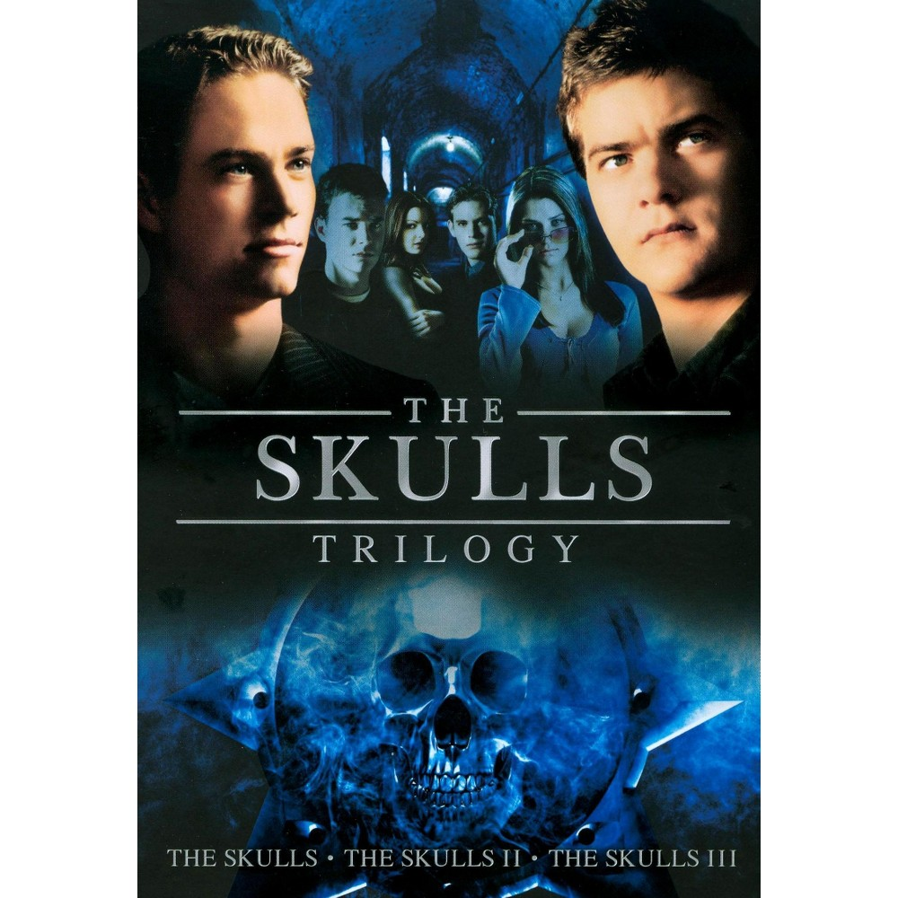 The Skulls Trilogy (2 Discs) (dvd_video)