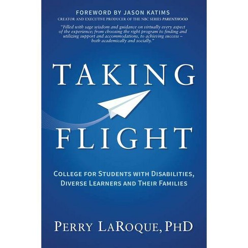 Taking Flight - by  Perry Laroque (Paperback) - image 1 of 1