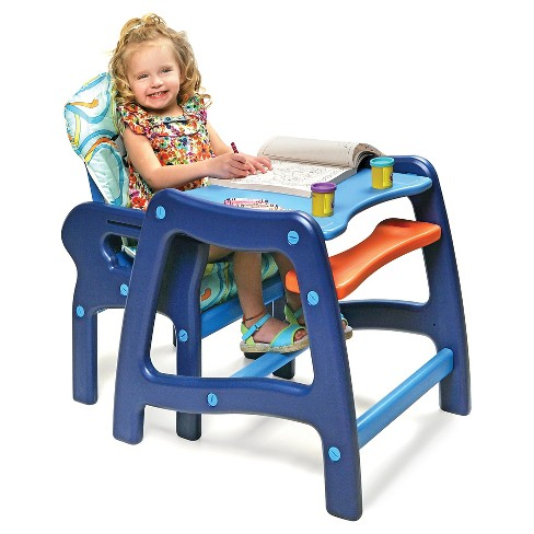 Badger Basket High Chair With Play Table Conversion Target