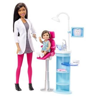 Barbie® Careers Dentist African-American Doll & Playset