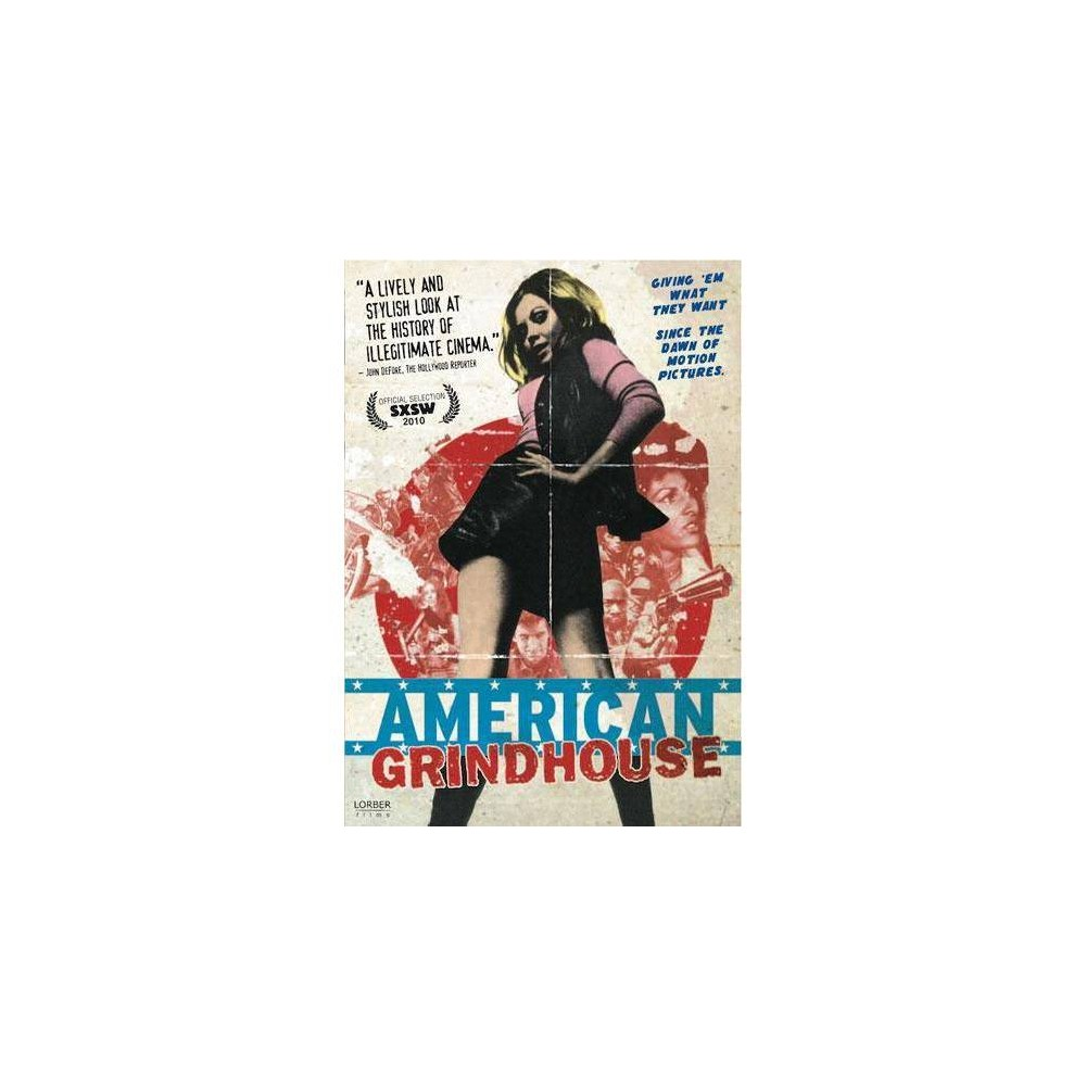 American Grindhouse Dvd
