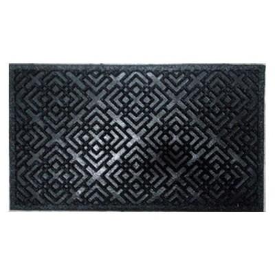 1'6 X2'6  Classic Doormat Black - Mohawk