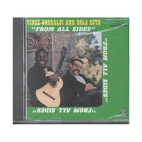 V Guaraldi &  S Bola - From All Sides (CD) - image 1 of 1