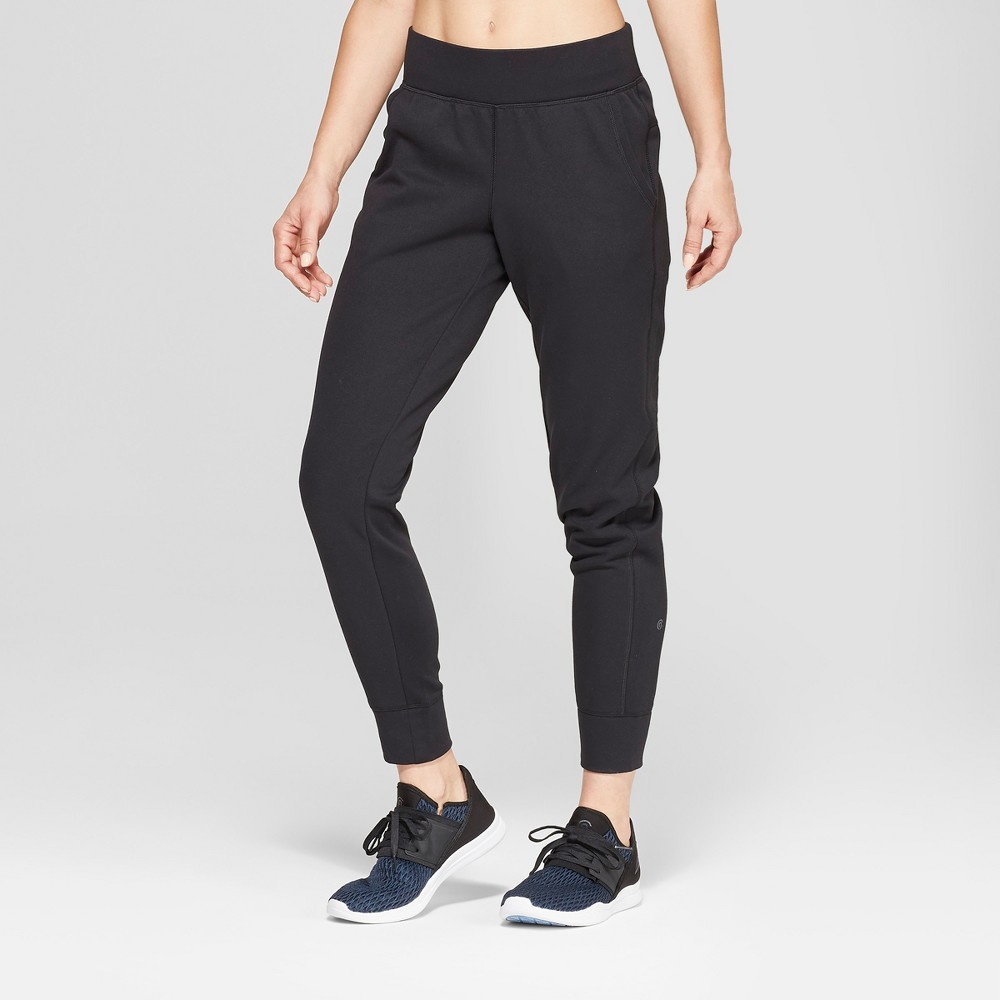 Women's Tech Fleece Mid-Rise Pants 29 - C9 Champion Black Xxl