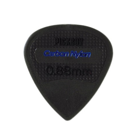 Pick Boy Edge, Sharp Tip, Carbon/Nylon Guitar Picks (10-pack) - image 1 of 1