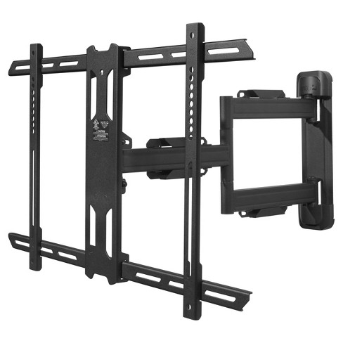 "Kanto Full Motion TV Wall Mount for 37""-60"" - Black (PS350) - image 1 of 3"